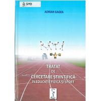 Tratat de cercetare științifică în educație fizică și sport